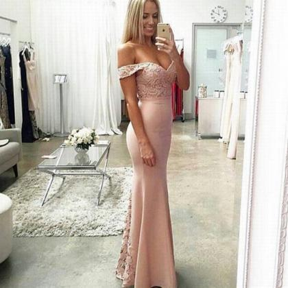Long Evening Dress 2017 Mermaid For..