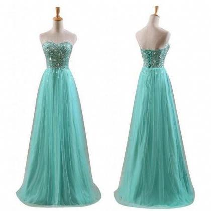 Green Bridesmaid Dresses Green Prom..