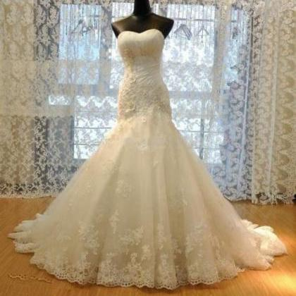 Bridal Gown Formal Beading Sweethea..