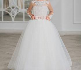 Flower girl dress, w..