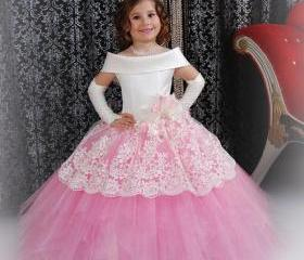 Tulle lace Girl Birt..
