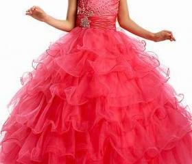 Pageant Kids Dress F..