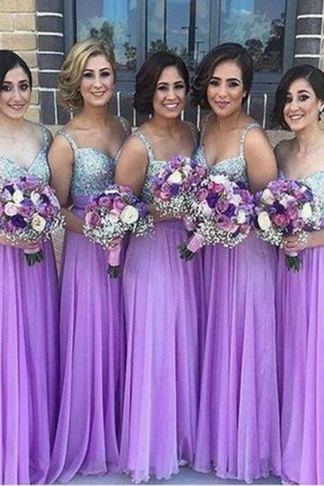Chiffon Bridesmaid Dress Lilac Bridesmaid Gown Bridesmaid Gowns Bridesmaid Dresses Bridesmaid Gowns Bridesmaid Dress