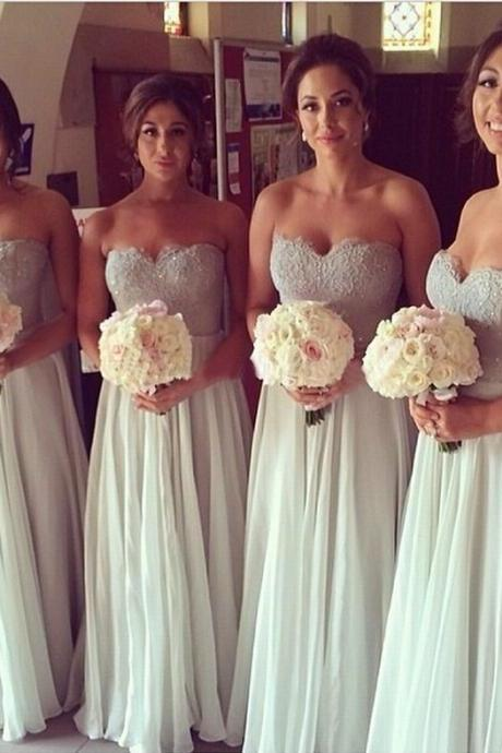 Lace Bridesmaid Dress Long Bridesmaid Gown Ivory Chiffon Bridesmaid Gowns A Line Bridesmaid Dresses Chic Bridesmaid Gowns Bridesmaid Dress Vintage Bridesmaid Gowns